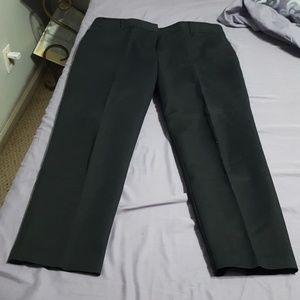 Ankle career trouser